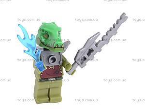 Детский конструктор из серии Chima, 3704, детские игрушки
