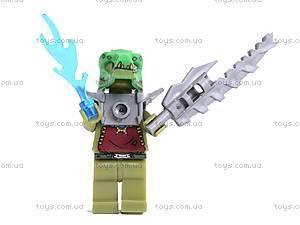 Детский конструктор из серии Chima, 3704, магазин игрушек