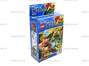 Детский конструктор из серии Chima, 3704