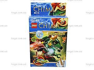 Детский конструктор из серии Chima, 3704, цена