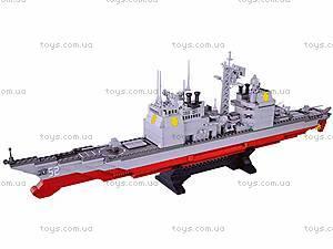 Детский конструктор «Крейсер», M38-B0389R