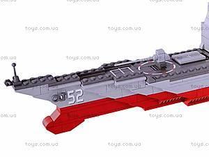 Детский конструктор «Крейсер», M38-B0389R, отзывы