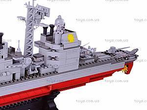 Детский конструктор «Крейсер», M38-B0389R, цена
