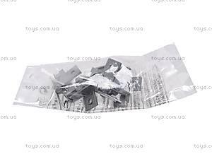 Детский конструктор «Локомотив», 666 деталей, 25904, фото