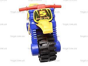 Детский конструктор «Мотоцикл», 876, купить