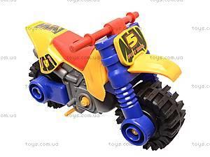 Детский конструктор «Мотоцикл», 876, отзывы