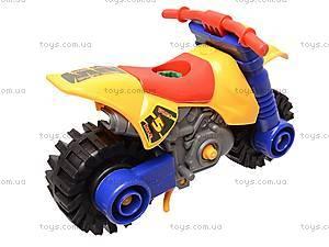 Детский конструктор «Мотоцикл», 876, цена