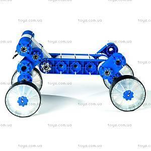 Детский конструктор MultiCar L, синий, 1100, фото