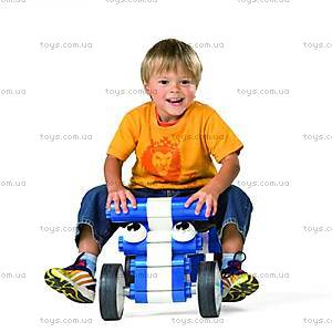 Детский конструктор MultiCar L, синий, 1100, цена