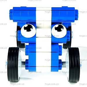 Детский конструктор MultiCar L, синий, 1100, игрушки