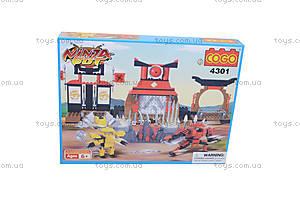 Детский конструктор «Храм воина», 4301, купить