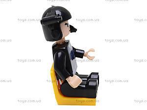 Детский конструктор «Пассажирский вертолет», M38-B0363R, toys
