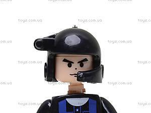 Детский конструктор «Пассажирский вертолет», M38-B0363R, купити