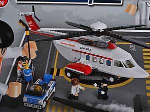 Детский конструктор «Пассажирский вертолет», M38-B0363R, цена
