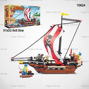 Детский конструктор «Пираты», 10924