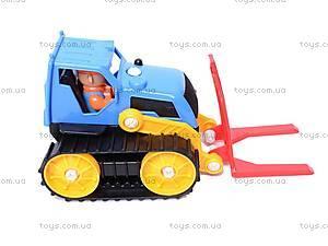 Детский конструктор с отверткой, 6700, фото