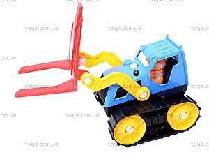 Детский конструктор с отверткой, 6700