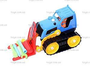 Детский конструктор с отверткой, 6700, игрушки
