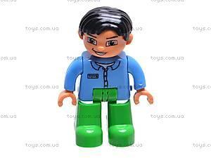 Детский конструктор «Скорая помощь», 5051, купить