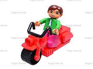Детский конструктор «Скорая помощь», 5051, игрушки