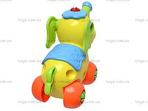 Детский конструктор «Слоник», 88301, купить