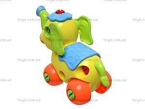 Детский конструктор «Слоник», 88301, фото