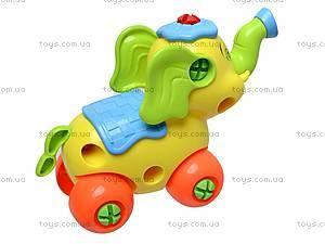 Детский конструктор «Слоник», 88301, цена