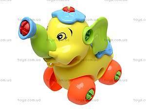 Детский конструктор «Слоник», 88301, игрушки