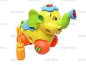 Детский конструктор «Слоник», 88301, магазин игрушек