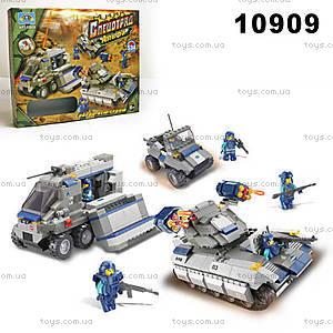 Детский конструктор «Специальный отряд Альфа», 10909