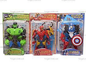 Детский конструктор «Super Heroes», 2013-13