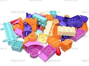 Детский конструктор «Тигрес», 50 элементов, 39094, детские игрушки