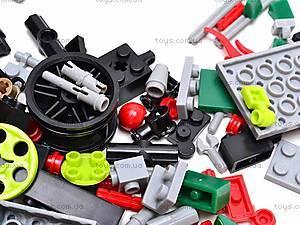 Детский конструктор «Супермотоцикл», RC246356, магазин игрушек