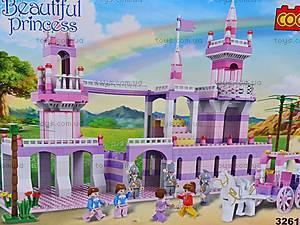 Детский конструктор «Замок», CG3261, цена