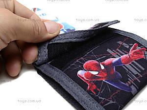 Детский кошелек «Человек-паук», SMBB-UT1-022, фото
