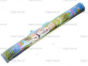 Детский коврик Babypol, двухсторонний, , купить