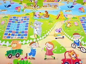 Детский коврик - бродилка, 19556, игрушки