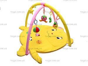 Детский коврик для малышей с погремушками, 289-9A, фото