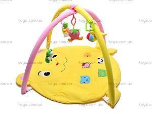 Детский коврик для малышей с погремушками, 289-9A, цена