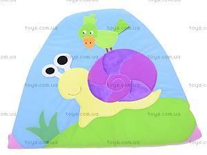 Детский коврик «Облако заботы» с погремушками, B01105, купить
