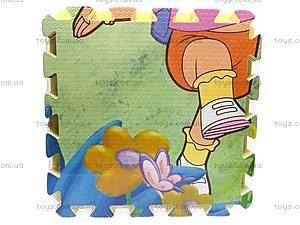 Детский коврик-пазл, 2063-2, фото