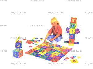 Детский коврик-пазл «Цифры», 622-5C, фото