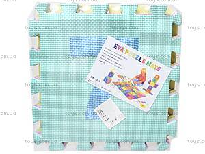 Детский коврик-пазл «Цифры», 622-5C, отзывы