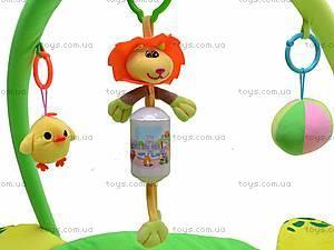 Детский коврик с погремушечками, 0228-1R, отзывы