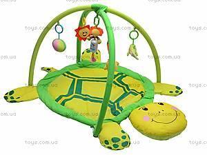 Детский коврик с погремушечками, 0228-1R