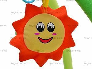 Детский коврик с погремушечками, 0228-1R, магазин игрушек