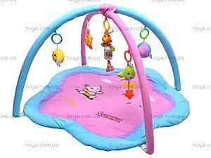 Детский коврик с погремушками, 898-10B