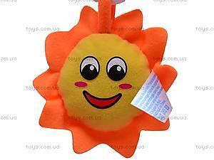 Детский коврик с погремушками, 898-10B, детские игрушки