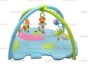 Детский коврик с погремушками «Коровка», 898-35B, цена
