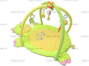 Детский коврик, с погремушками на дуге, 0228-3R, купить